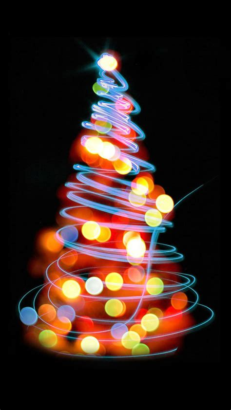 wallpaper hd iphone 6 christmas glowing lights christmas tree samsung wallpapers samsung