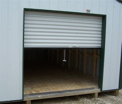 Roll Up Shed Door by Sliding Door For Shed Storage Shed Roll Up Doors