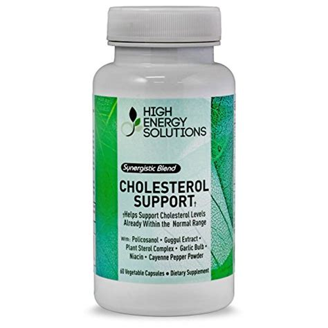 cholesterol lowering supplements herbs vitamins high energy solutions cholesterol lowering supplement with
