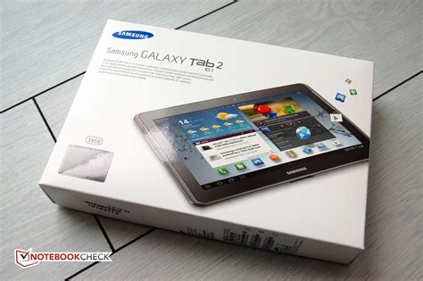 Baterai Tablet Samsung Galaxy Tab 2 review samsung 10 1 quot galaxy tab 2 tablet mid notebookcheck net reviews