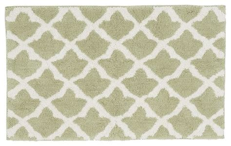 sage green bathroom rugs marlo bath rug sage green contemporary bath mats sacramento by pottery barn