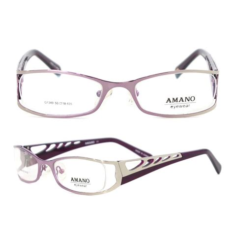 womens non prescription clear lens eyewear glasses fashion