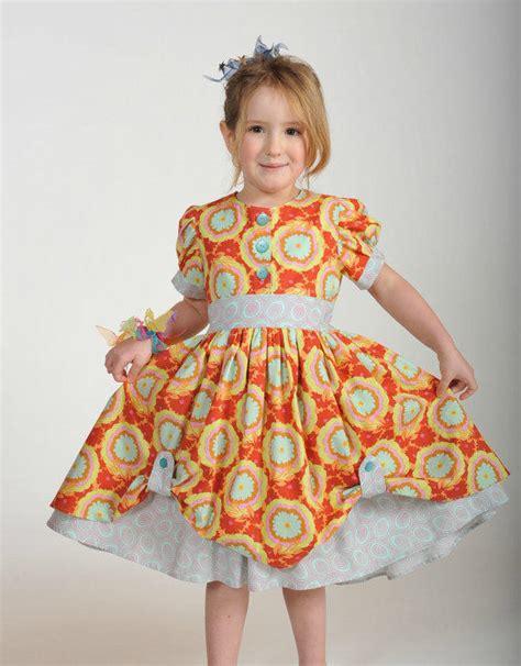 s vintage inspired dress children from harmonygirlsclot