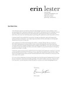 well written graphic design cover letters