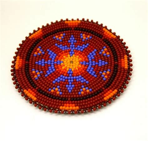 beaded rosette patterns 60 best images about beadwork on