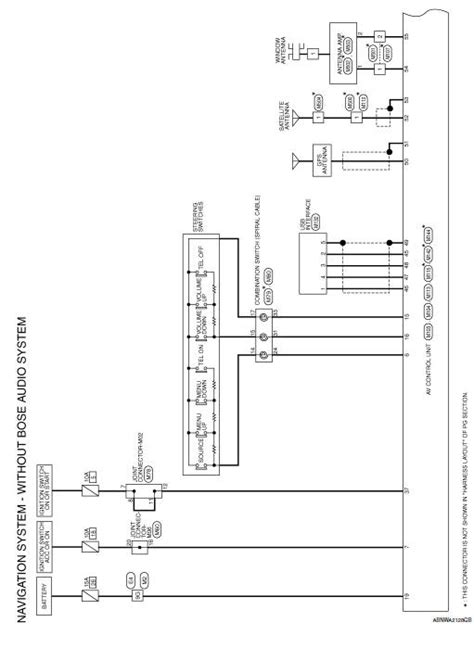 do you wiring diagram for a bose system imageresizertool nissan sentra service manual wiring diagram navigation without bose audio visual