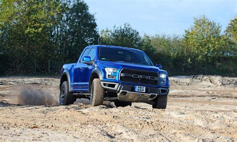 Ford F 150 Raptor 2017 by Autotest Ford F 150 Raptor 2017