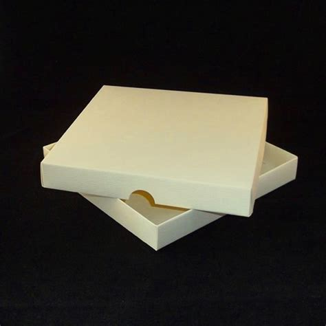 Boxes For Handmade Cards - 8x8 ivory greeting card boxes for handmade cards