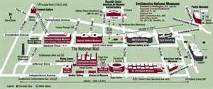 Washington Dc Mall Map by National Mall Map Images