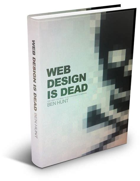 design is dead announcing quot web design is dead quot free ebook
