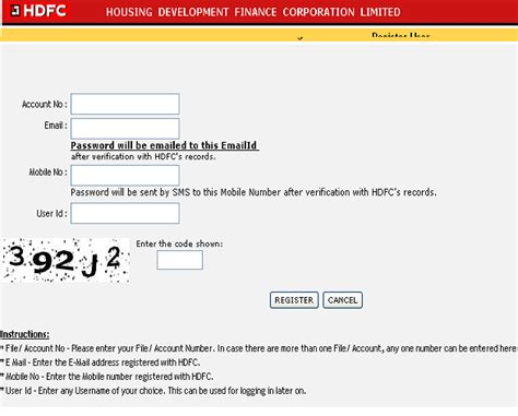 hdfc housing loan online simple tax india new style for 2016 2017