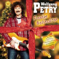 wolfgang petry am weihnachtsbaume da h 228 ngt 180 ne pflaume