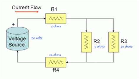 resistors in mixed circuits basic electronics for audio part 2 series or parallel the world of wogg