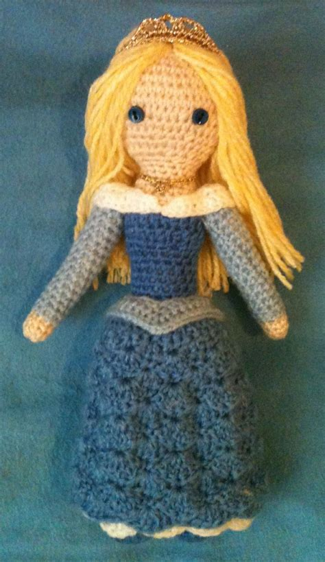 sleeping pattern in spanish princess amigurumi aurora sooooooo cuuuuuuute amy lyons