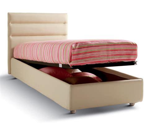 letto singolo imbottito con contenitore letto imbottito stunning letto imbottito con contenitore