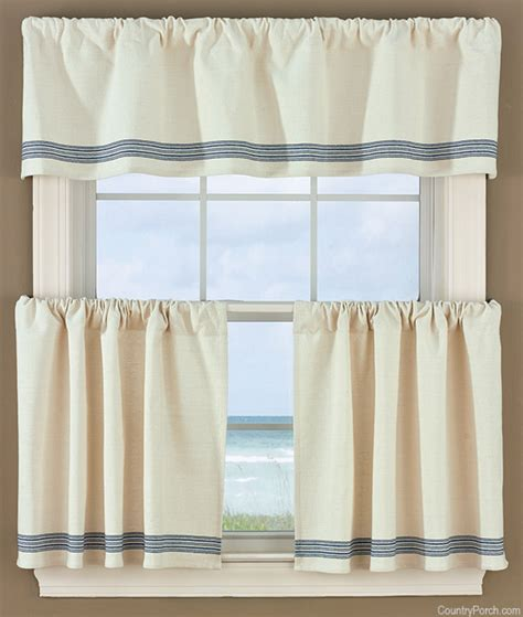 The Country Porch Curtains Portsmouth Curtain Valance