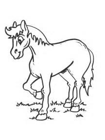 horse coloring pages coloringpagesabc com