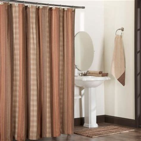 bedbathandbeyond curtains 17 best images about brown shower curtain on pinterest