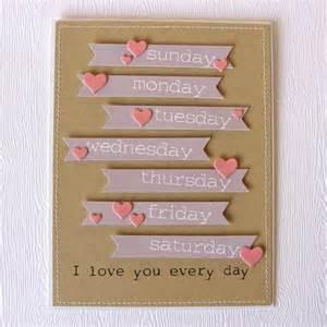 Valentines Cards Handmade - handmade s or themed card folksy