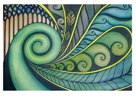 pattern making new zealand art lessons new zealand maori koru art lesson plan