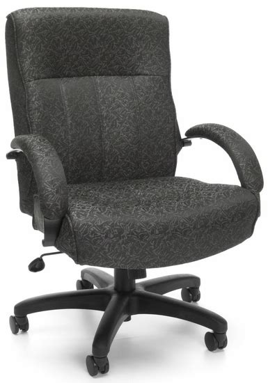ofm mid back heavy duty desk chair 711