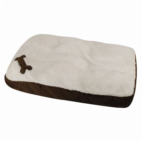 dog bed with washable cover soft memory foam dog bed with removable washable cover