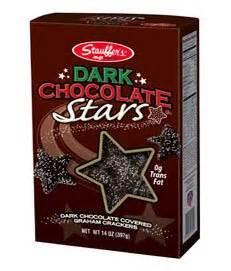 amazon com stauffers dark chocolate stars 14oz box christmas us amp international shipping