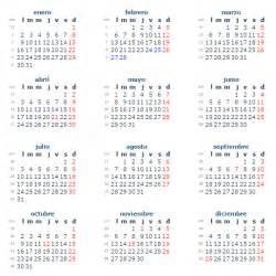 Paraguay Kalendar 2018 Calendario Con Feriados 2017 2018 Calend 225 Feriados