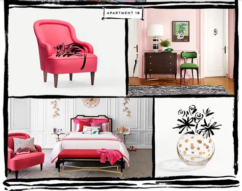 Kate Spade Furniture by Kate Spade New York Debuts Furniture Lighting Rugs And