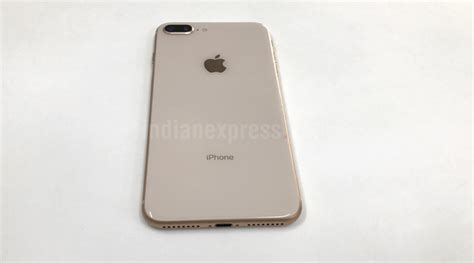 apple iphone 8 plus review impressions price in india the indian express