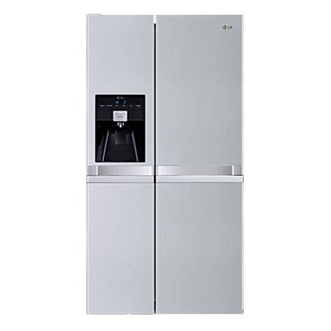Freezer Lg 204 lg gsl545nsyz american style side by side fridge freezer