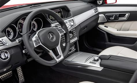 Mercedes 250 Interior by Car And Driver