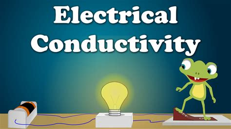 electrical properties of conductors tutorial electrical conductivity