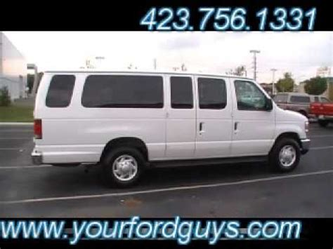Mtn View Ford by Mtn View Traded For A 2008 Ford E350 Xlt 15 Passenger In