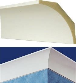 coving corner template supercove composite lightweight coving 127