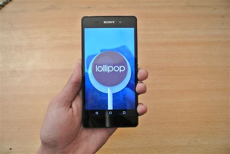 Hp Sony Xperia Android Lollipop sony xperia z2 cm12 android 5 0 2 lollipop review hd