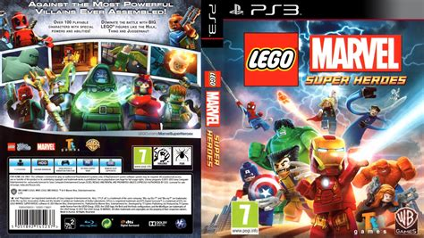 Ps4 Lego Marvel Heroes 2 Reg 3 gamers lego marvel heroes usa europe ps3