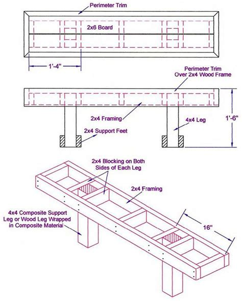 deck bench dimensions best 25 deck benches ideas on pinterest outdoor deck