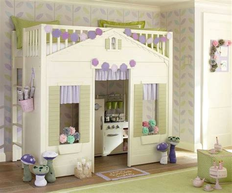 cottage loft bed kid s bedroom furniture exciting loft bed designs home