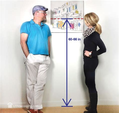 28 height to hang picture 1000 ideas about hanging 1000 images about walls art sconces tips diy on