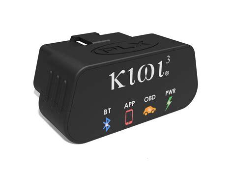 Car Power Port Kiwi 3 Obd2 Obdii Wireless Bluetooth Diagnostic Scanner