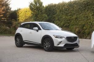 2017 mazda cx 3 changes in sophomore year
