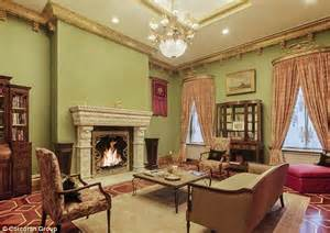 Two Story Fireplace Mansion Inspired By Palace Of Versailles Goes On Sale In