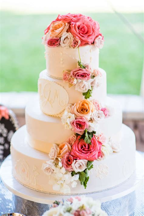Wedding Cakes With by Wedding Cake Gallery Sweet Cheeks Baking Company