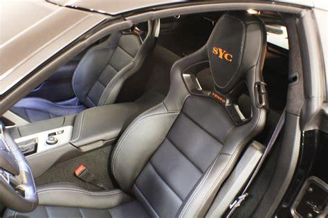 yenko 2017 chevrolet corvette seat motor trend