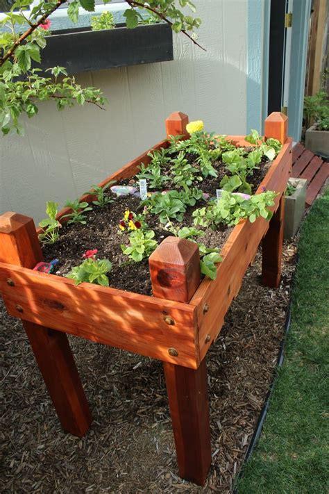 diy raised planter box  step  step building guide