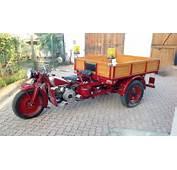 1955 Moto Guzzi Ercole Motocarro  Coys Of Kensington