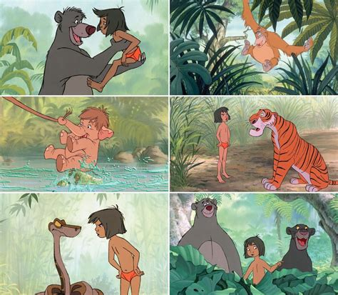 the jungle book characters pictures thanks mail carrier available today the jungle book