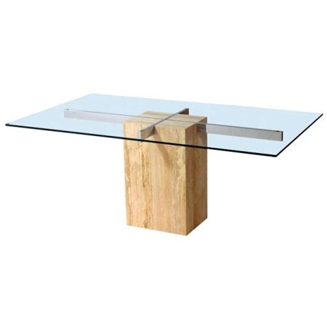 travertine dining room table travertine dining table by artedi