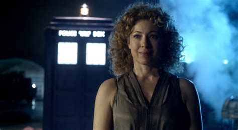 doctor who river song spoilers river song will return to doctor who in christmas special